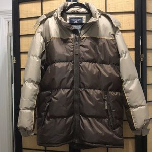 Men's Puffer Down Coat Pre-Owned Size L